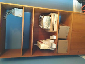 Teak unit in great shape - must sell due to move