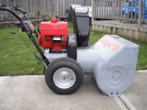 SNOWBLOWER  I have several  SNOW BLOWER Kitchener / Waterloo Kitchener Area image 2