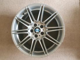 BMW MV4 ALLOY WHEELS 19INCH
