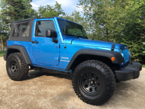 2010 Jeep Wrangler Sport *New Duratracs and Pro Comps!*