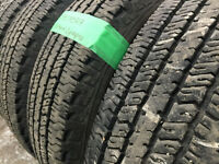 235/75R17 Hankook Dynapro tires (FULL SET)