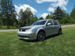2007 Volkswagen Golf City Excellente Condition