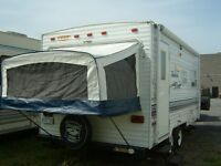 travel trailer 19' Salem Flagstaff all equipped For Sale