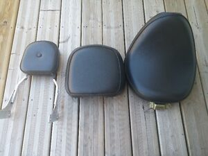Seats for Honda Shadow 1100 Spirit
