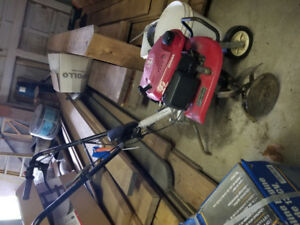 HONDA ROTATILLER-BARELY USED-$500-NEWMARKET AREA