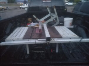 """10 """" Delta Table Saw"""