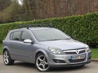 2007 VAUXHALL ASTRA 1.9 CDTI SRI+ 5 DOORS+PX WELCOME