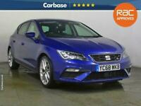 2018 SEAT Leon 1.8 TSI FR Technology 5dr HATCHBACK Petrol Manual