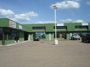 Leduc Industrial / Retail Bay for Lease