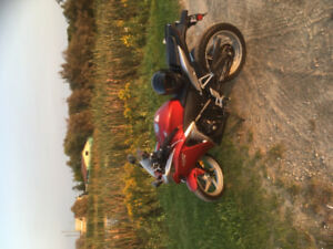 Mint 2011cbr250r abshad sold guy didn't come up with the cash