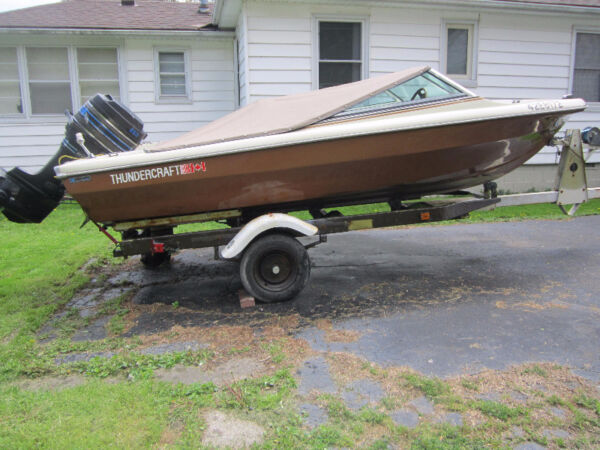 Used 1983 Thunder Craft Boats Marquis