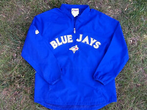 Toronto Blue Jays Youth Large Jackets – Authentic – Like New