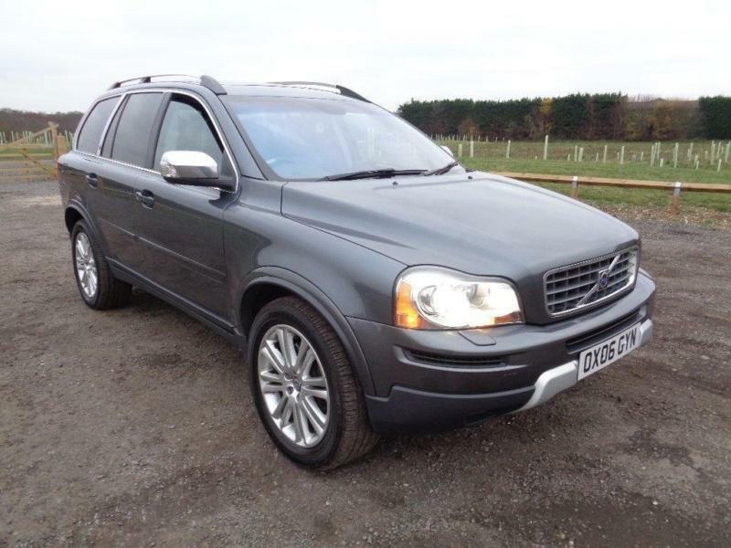 2006 volvo xc90 2 4 td d5 executive estate geartronic 5dr
