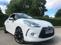 CITREON DS3 1.6HDi 90 WHITE 2010!