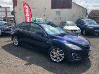 2012 MAZDA 6 2.2D SPORT 5 DOOR HATCHBACK FULL MOT IMMACULATE WARRANTY PART X