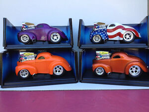 MUSCLE MACHINES DIECAST CARS   1/18 SCALE London Ontario image 1