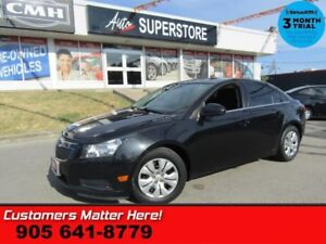 2014 Chevrolet Cruze 1LT  MANUAL ROOF S/W-AUDIO BT PWR-GROUP