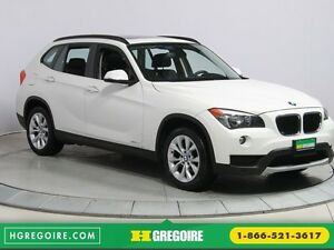 2013 BMW X1 28i AWD TOIT MAGS BLUETOOTH