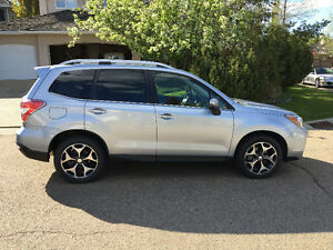 2015 Subaru Forester XT Limited w/Tech Pkg SUV, Crossover
