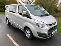 2016 66 FORD TOURNEO TITANIUM 2.0TDCi ( 130PS ) 2016 310 L2