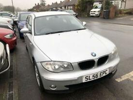 BMW 118 2.0TD d SE 06/56