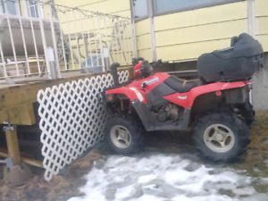 4x4 Quad For Sale Or Trade