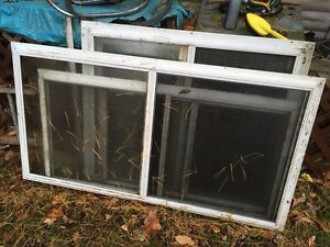Aluminum windows I have 6