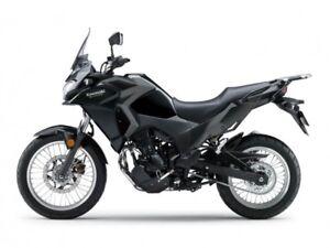 2018 Kawasaki VERSYS X 300 ABS BLACK / 29$/sem