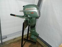 Outboard Motor - 10hp