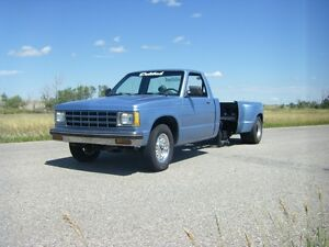 1982 Chevrolet S10 Mid engine converstion