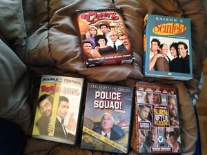 Seinfeld, Cheers and others