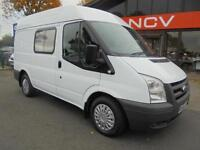 2009 FORD TRANSIT Medium Roof Van TDCi 115ps IDEAL MOTORHOME CONVERSION