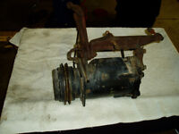 Chevy small block AC compressor and brackets