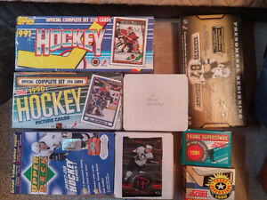 Hockey Card Collection for Sale