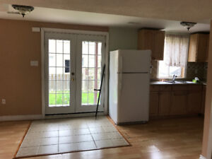 355 Mable pl newmarket Separate entrance basement unit for rent