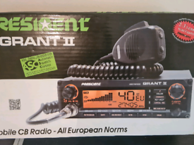 DEAL FOR HAM RADIO SETUP / COBRA 148GTL DX READ AD