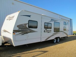 2007 Cougar 301 BHS Trailer