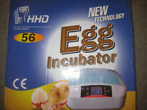 Almost new Incubator for sale