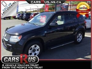2010 Suzuki Grand Vitara AWD   FREE 1 YEAR PREMIUM WARRANTY INCL