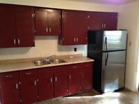 2 Bed apartment + basement for rent