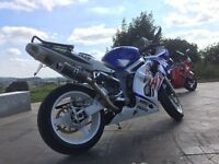 Yamaha R6 Rossi rep