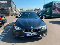 2013 BMW 5 Series 520d SE 4dr SALOON Diesel Manual