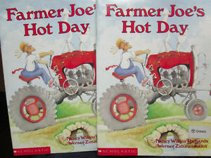 FARMER JOE COLLECTION - Big Book - Plus bonus 2 paperbacks Windsor Region Ontario image 4