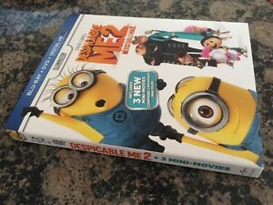 Despicable ME 2 Blu Ray