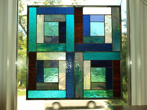 STAINED GLASS -Quilt design