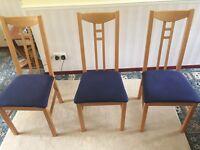 Free 3 ikea chairs