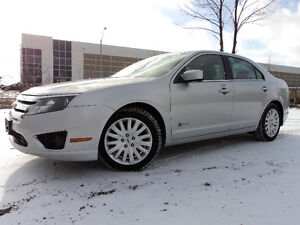 2010 Ford Fusion Hybrid A GAS SAVER EX-GOVERNMENT Sedan