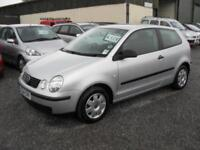 2004 VOLKSWAGEN POLO 1.4 Twist 3dr