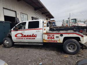 2016 GMC Tow Truck