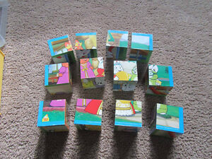 Max & Ruby cube puzzle London Ontario image 1